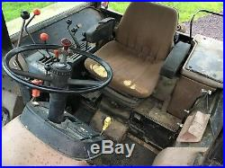 John Deere 3050, 40K GEARBOX, Loader Tractor, 4 Wheel Drive, HI LIFT, Manual