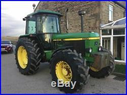 John Deere 3350 tractor 40kph