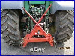 John Deere 6630 Premium tractor 2007/2008