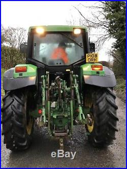John Deere 6800 Tractor