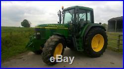 John Deere 6910 40K Tractor Good Condition