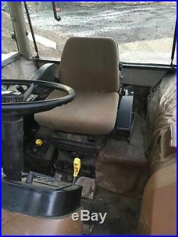 John Deere Tractor 3650
