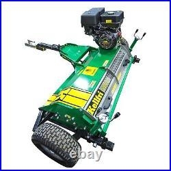 Kellfri 1.2mtr Quad ATV flail Mower With 15hp Engine £1675+VAT