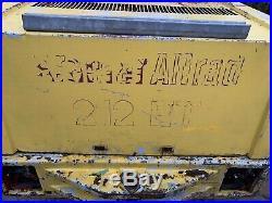 Kramer 212 ET Loader, Kramer Allrad, Jcb, Loadall, Shovel, Tractor
