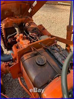 Kubota b7100 4x4 mini jcb digger compact tractor back actor loader bucket