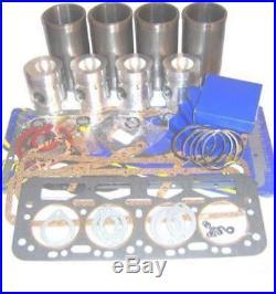 Leyland Nuffield 384 4/60 4/65 10/60, Jcb Engine Rebuild Kit