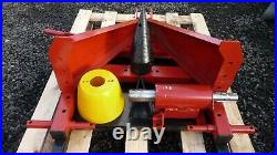 Log splitter screw type, tractor PTO powered / FREE DELIVERY