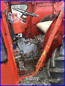 Massey Ferguson 135 2WD Tractor
