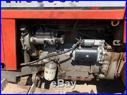 Massey Ferguson 174c Drott Vintage Tractor Crawler Tractor Barn Find Collectors