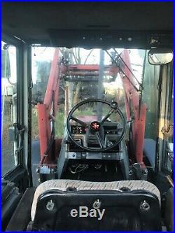 Massey Ferguson 3085 Tractor And MF Loader 1993 4wd 40kph