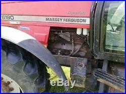 Massey Ferguson 6190 Tractor