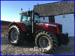 Massey Ferguson 6480 Front Linkage 5300 Hours 50K Tractor