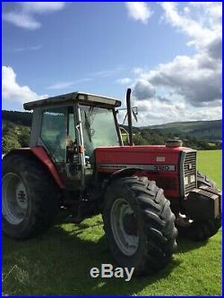 Massey ferguson 3120 tractor 1995