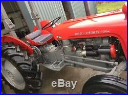 Massey ferguson 35 delux 1960 Possibly take a part ex
