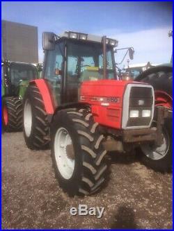Massey ferguson 6150 4WD tractor