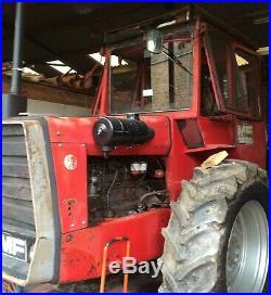 Massey ferguson tractor 1200