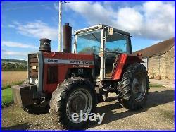Massey ferguson tractor 2680