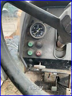 Massey ferguson tractor 2680 4x4 1984