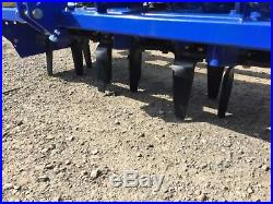 NEW 1.70m power harrow For Compact tractor / can also be used as arena leveller