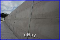 NEW PRE-STRESSED CONCRETE PANEL 6.096m (20ft) x 1m x 140mm