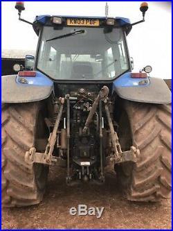 New Holland TM 175 Price Including Vat