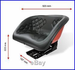 Oldtimersitz gefedert Schleppersitz Traktorsitz treckersitz schalensitz blechsit