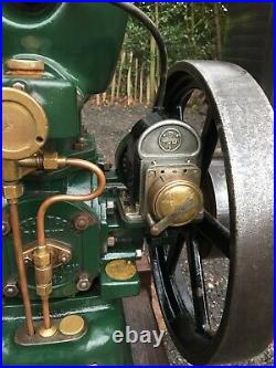 Petter M Type Stationary Engine 1 1/2 HP