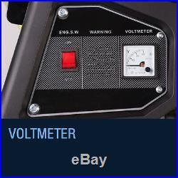 Portable Petrol Generator 2700w Electric Backup Camping Power Bohmer 3000K
