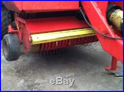 Pottinger forage wagon silage tractor