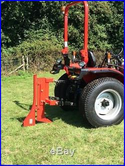 RP1 Ripper & Pipe Layer 4.5cm Pipe For Compact Tractors