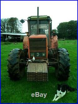 Same lazer 100 4wd tractor not ford massey john deere