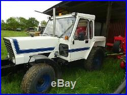 Series 2 Trantor fast tractor leyland marshall 1986