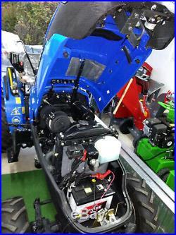 Solis 26 Kleintraktor Schlepper Traktor NEUES MODELL 2019 mit StVo. Ausstattung