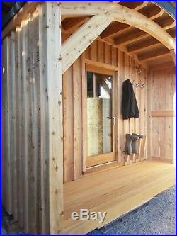Straw bale Glamping Pod / Artists Studio / Sheperds Hut