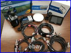 TRIMBLE GFX 350 ULTRA ACCURATE NAV500 EZ STEER AUTOSTEER fits Case NH xcn750