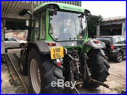 Tractor Deutz Fahr 70hp