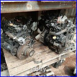 Used Diesel engines, Kubota, Iseki, Mitsubishi, Yanmar, Perkins, Ford