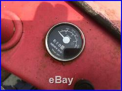 Yanmar Compact Tractor plus implements